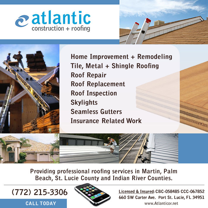 AD Design For Atlantic Construction + Roofing ...